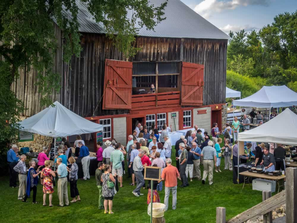 Barns, Farms, Wicked Chefs 2014