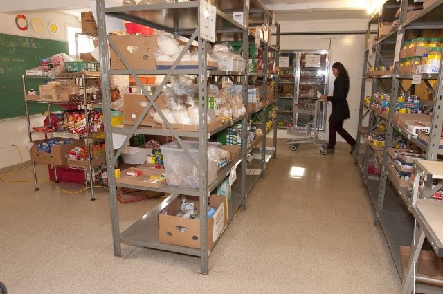 The Good Food Bank